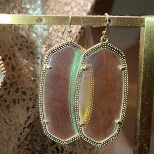 Dichroic glass Danielle's Kendra Scott
